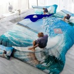 Surfing Bedding Sets For Those Who Want a Funk 'N Wild Ride in Life