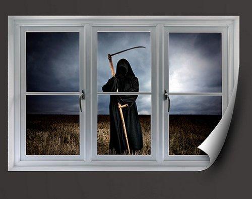 Halloween Instant Window