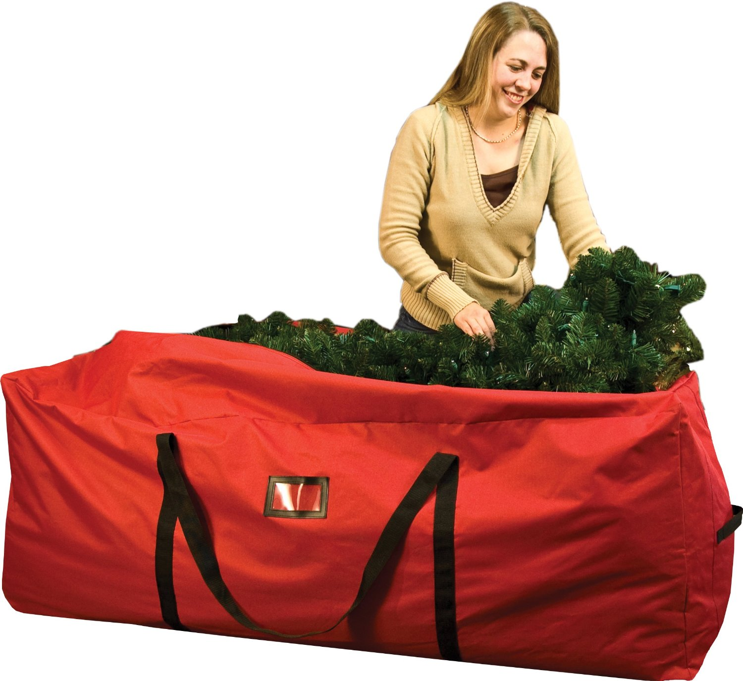 Christmas Tree Rolling Storage Bag.Christmas Tree Storage Bag Convenient And Clean Storage System