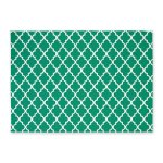 Floored by Emerald Green Area Rugs