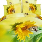 Funky Sunflower Bedding