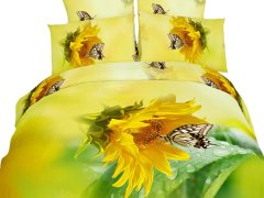 Funky Sunflower Bedding Sets That Can Change Your Life Forever … Not Really, but they're super cool!
