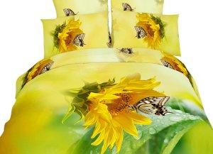 Funky Sunflower Bedding