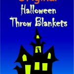 Fun Halloween Throw Blankets for Cool Nights