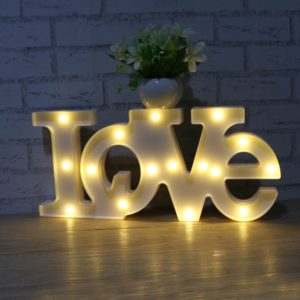 Love Led Sign