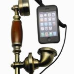 Funkish Retro Phone Charger for Vintage or Traditional Spaces