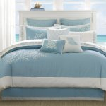 What Liking Aqua and White Bedding Sets Says about You