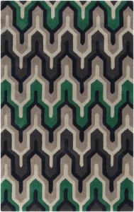 emerald green egyptian tefnut area rug