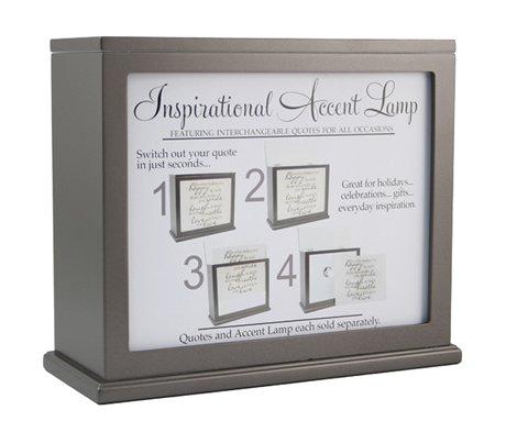 Inspirational Kindred Hearts Light Box