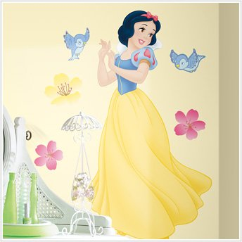 Snow White Wall Graphics