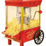 Funky Nostalgic Tabletop Popcorn Maker for Movie Night!