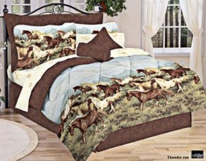 thunder run horse bedding