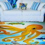 Funk'N Humor with Whimsical Area Rugs