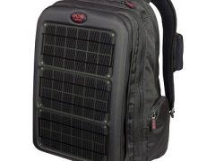 Practical Funk with Solar Powered Backpacks