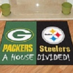 Funk'N Humor with House Divided FanMats!