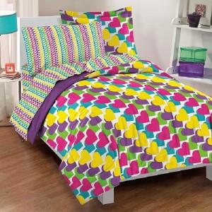 Funky Bright Bedding