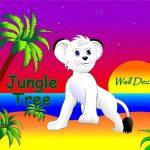 Funk'N Wild Jungle Tree Wall Decals