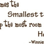 Teach and Decorate with Funky Winnie the Pooh Wall Quotes
