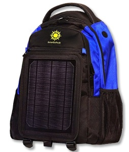 Solar Powered Backpacks