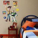 Funk'N Interesting Toy Story Wall Decals