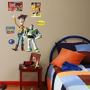 Funk N Toy Story Wall Decals