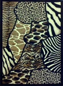 Animal Print Area Rugs