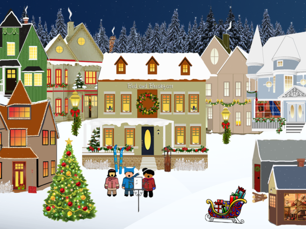 Christmas Village Sets.Dickens Christmas Village Start With A Set Collect Pieces