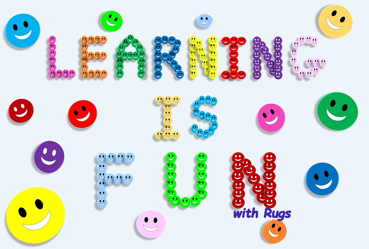 Fun Learning Rugs for Kids