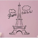Class and Funk with Paris Wall Decals