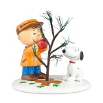 Bring Out the Child in You with a Peanuts Christmas Village