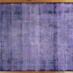 Overdyed Area Rugs to Give a Room that Punch of Funk