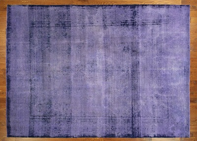 Overdyed Area Rug