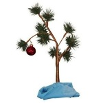 Decorate for the Season with A Charlie Brown Christmas Tree