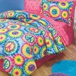 Funky Stylish Hippie Bedding