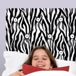 Funky Headboard Wall Decals