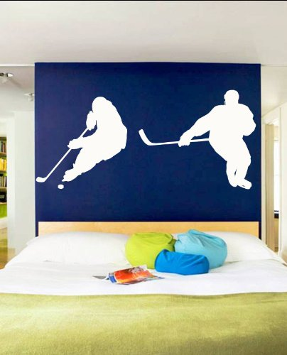 Hockey Wall Decals