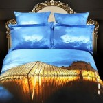 Urban Paris Themed Bedding