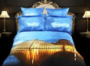 Beautiful Urban Themed Bedding