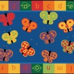 Funky Fun and Design with ABC Area Rugs