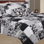 Artsy Cottage Funk with Patchwork Quilt Sets
