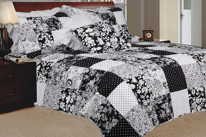 Funk N Color With Patchwork Quilt Sets Funk This House