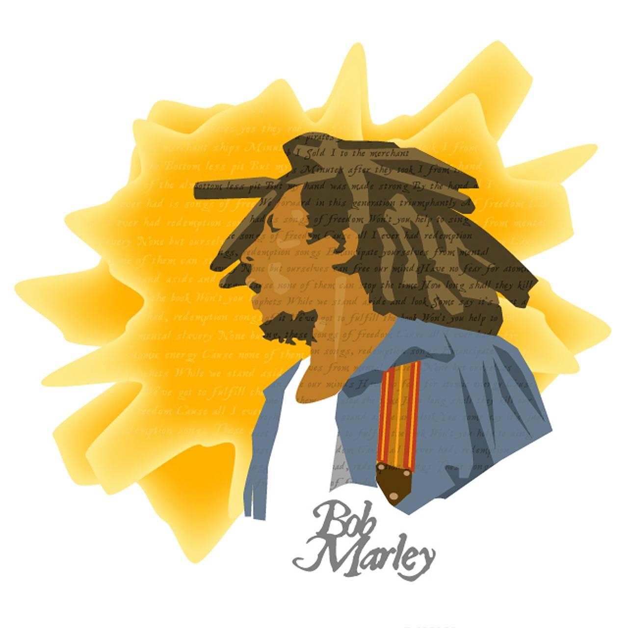 bob Marley Wall Quotes