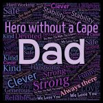 Wall Decal Quotes to Honor Dads