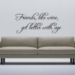 Friendship Wall Quotes to Funk'N Honor Those Who Matter Most