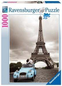 Paris Romance Puzzle
