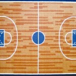 Dunk'N Funk'N Basketball Area Rugs