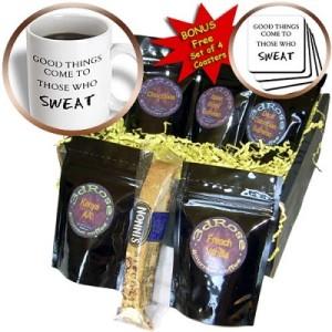 Fitness Gift Basket