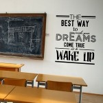 Funk and Inspiration for the Graduate with Graduation Wall Quotes