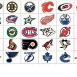 Funk'N Hockey! NHL Eastern Conference Wall Decals