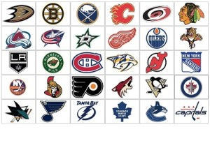 NHL Wall Decals